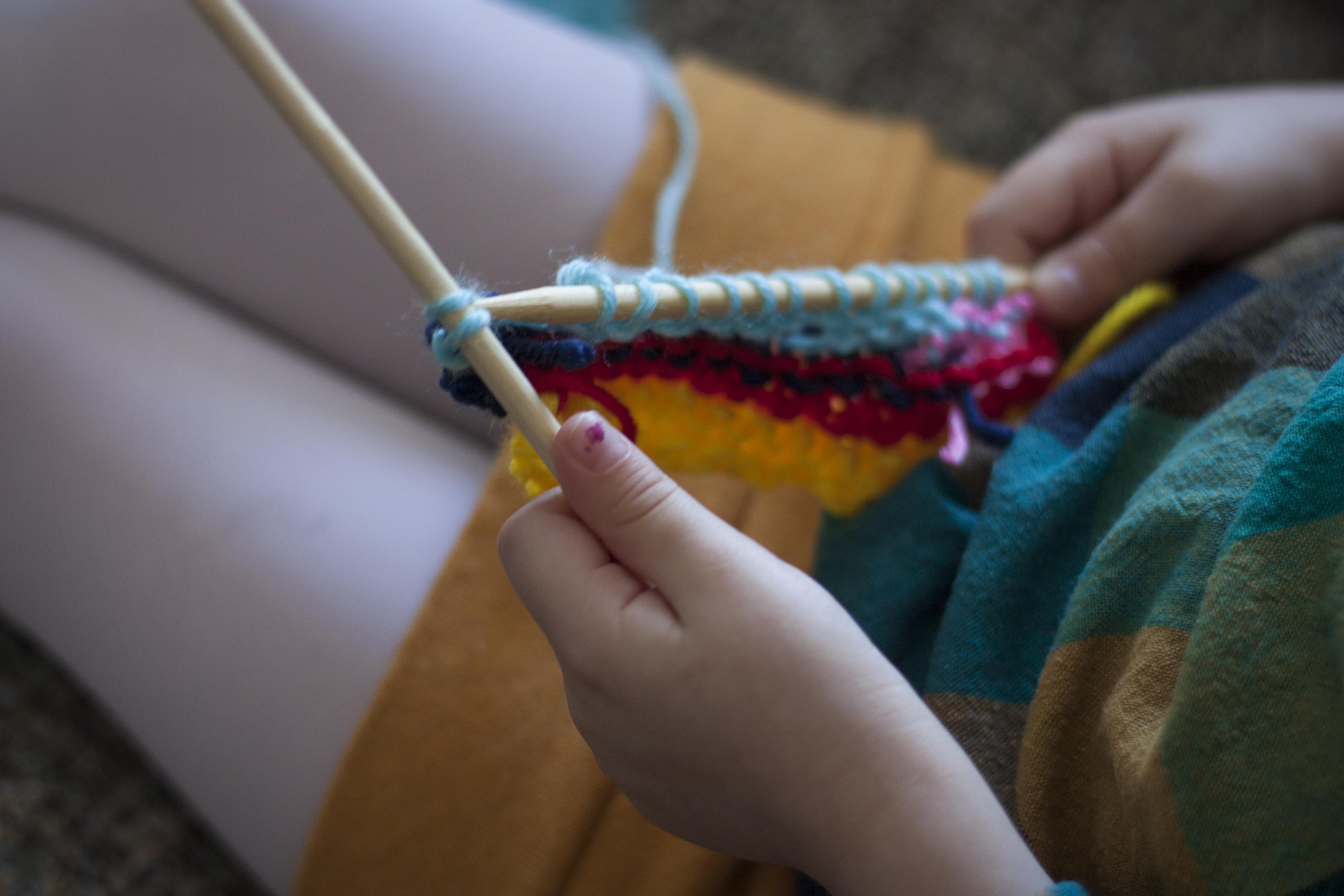 Knitting Rhyme Off Jumps Jack : Little arts lit extra yarn hello holli